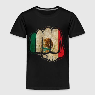 Mexico Fist - Toddler Premium T-Shirt
