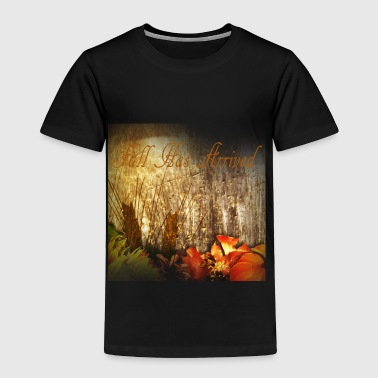 fall - Toddler Premium T-Shirt