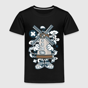 Swag Windmill - Toddler Premium T-Shirt