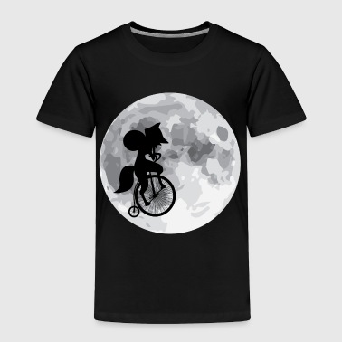 Grim Reaper Crazy witch full moon - Toddler Premium T-Shirt