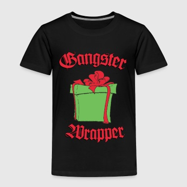 Gangster Wrapper - Toddler Premium T-Shirt