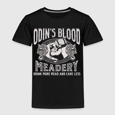 Odin's Blood Meadery - Toddler Premium T-Shirt