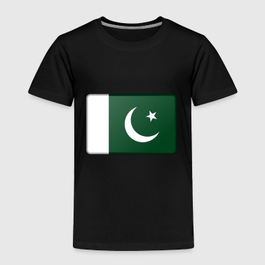 Pakistan Flag - Toddler Premium T-Shirt