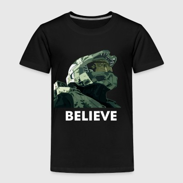 BELIEVE - Toddler Premium T-Shirt