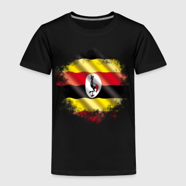 Born In Uganda - Toddler Premium T-Shirt