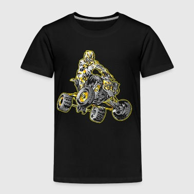 Suzuki ATV Shirt - Toddler Premium T-Shirt