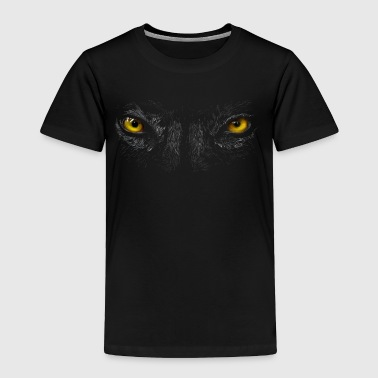 Wolf eyes - Toddler Premium T-Shirt