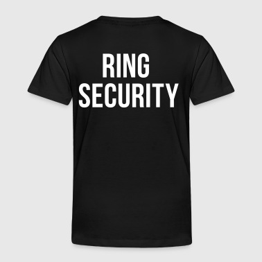 Ring Security - Toddler Premium T-Shirt