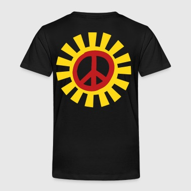 peace sun - Toddler Premium T-Shirt