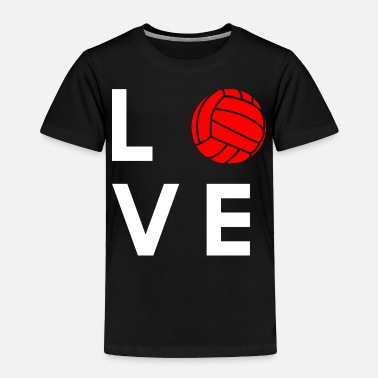 Volleyball Volleyball Team Kids Teen Adult Sport Gift Idea - Toddler Premium T-Shirt