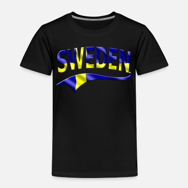 Sweden - Toddler Premium T-Shirt