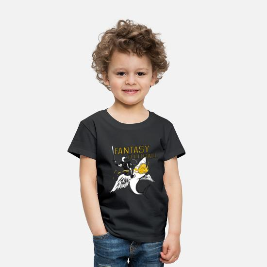 Fantasy Baby Clothing - Fantasy Football - Toddler Premium T-Shirt black
