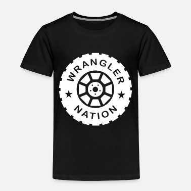 National Games Wrangler Nation - Toddler Premium T-Shirt