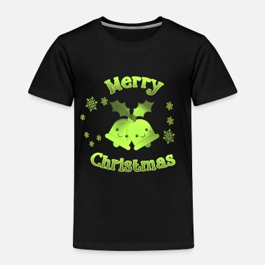 Pretty Christmas bells bells Christmas - Toddler Premium T-Shirt