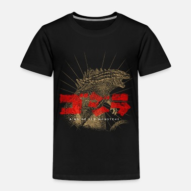 Neighborhood NEW - Godzilla King of The Monsters - Dusky - Toddler Premium T-Shirt