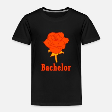 Bloom Beautiful bachelor rose as a flower Love Love - Toddler Premium T-Shirt