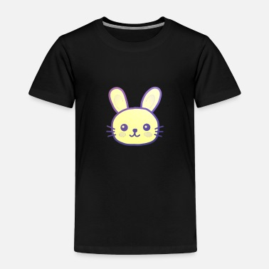 Easter Bunny Colorful bunny Easter Bunny for easter kid - Toddler Premium T-Shirt