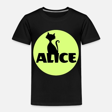 Name Day Alice First name Name Personal gift Name day - Toddler Premium T-Shirt
