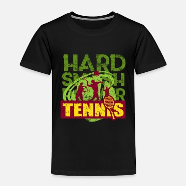 Style Tennis Motivational Gift T-Shirt - Toddler Premium T-Shirt