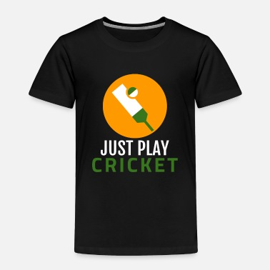 Ball Cricket - Toddler Premium T-Shirt