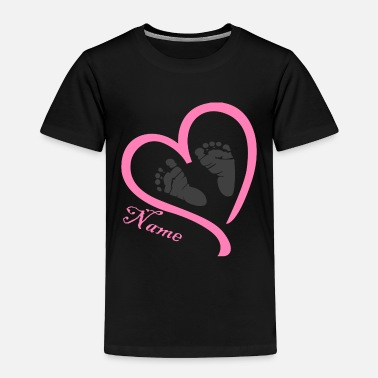 Name Day Name - Toddler Premium T-Shirt