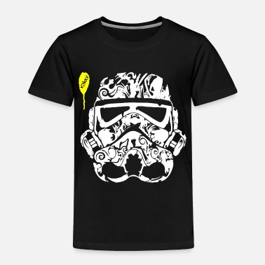 Tatoo Stormtrooper Tatoo - Toddler Premium T-Shirt