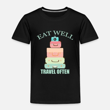 Travel travel - Toddler Premium T-Shirt