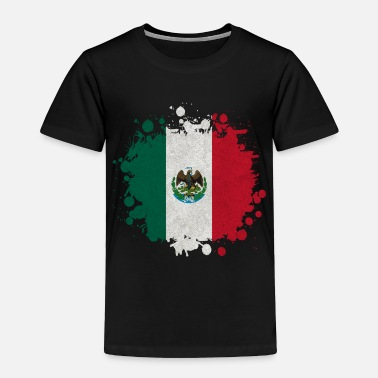 Blob Mexico blob - Toddler Premium T-Shirt