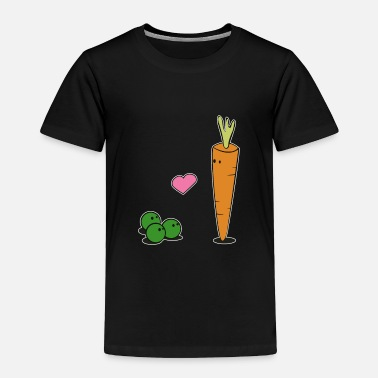 Vegetables Vegetables - Toddler Premium T-Shirt