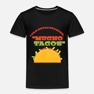Spanish Spanish - Toddler Premium T-Shirt