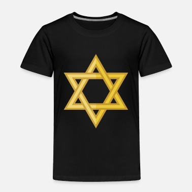 Star Of David Star of David - Toddler Premium T-Shirt