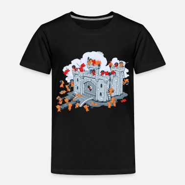 Sieg The Siege - Toddler Premium T-Shirt