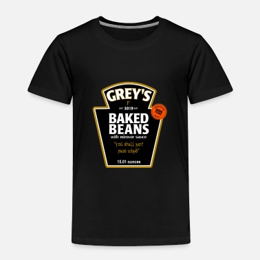 Grey greys - Toddler Premium T-Shirt