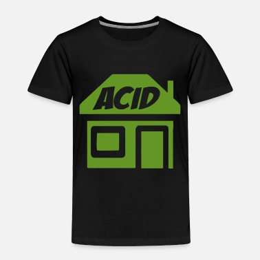 Acid-house ACID HOUSE - Toddler Premium T-Shirt