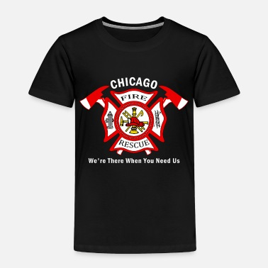 Fire FIRE RESCUE - Toddler Premium T-Shirt