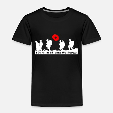 Remembrance REMEMBRANCE DAY - Toddler Premium T-Shirt