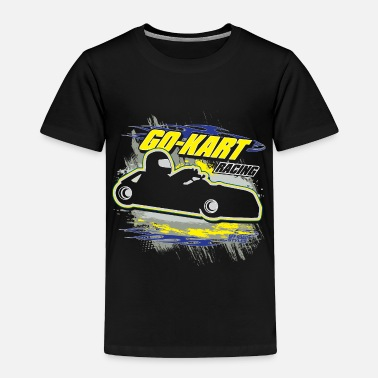 Go Kart Pro Go Kart Racing - Toddler Premium T-Shirt