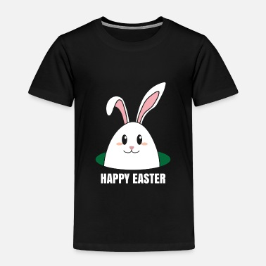 Sunglasses Rabbit Meadow Fluffy Cute Easter - Toddler Premium T-Shirt