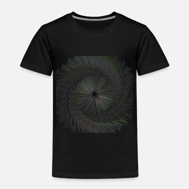 Pen Colors illusion - Toddler Premium T-Shirt