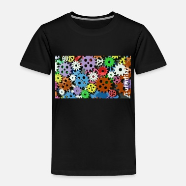 Color Colors - Toddler Premium T-Shirt