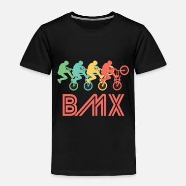 Bmx Retro BMX Pop Art - Toddler Premium T-Shirt