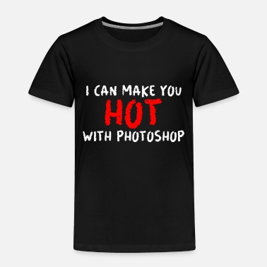 Photoshop photoshop shirt - Toddler Premium T-Shirt