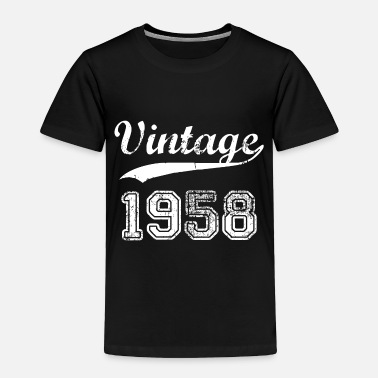 1958 1958 - Toddler Premium T-Shirt