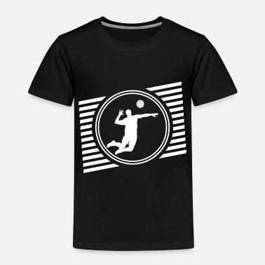 Summer Handball - Toddler Premium T-Shirt