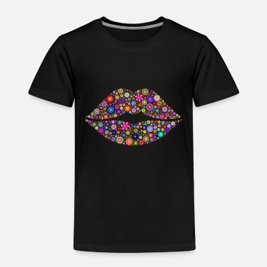Mouth kiss mouth - Toddler Premium T-Shirt