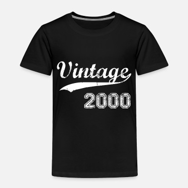 2000 2000 - Toddler Premium T-Shirt