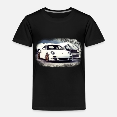 Logo porsche-for-print - Toddler Premium T-Shirt