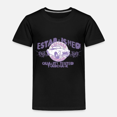 Established established - Toddler Premium T-Shirt