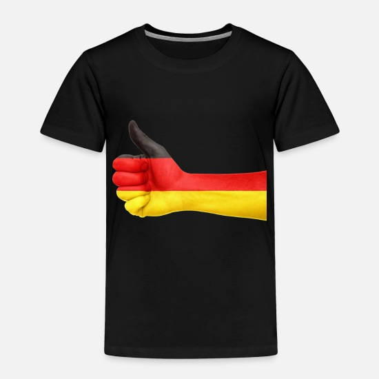 Love Baby Clothing - germany - Toddler Premium T-Shirt black