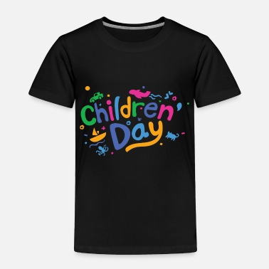 Childrens Day Fun Childrens Day Colorful - Toddler Premium T-Shirt
